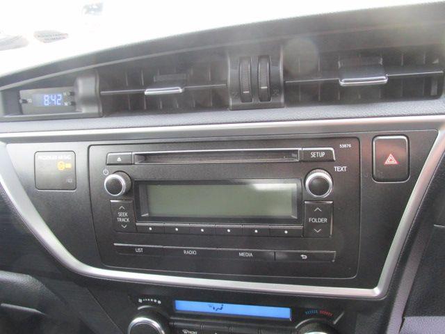 2015 Toyota Auris 1.4D4D Terra VAN 4DR (152D8443) Image 15