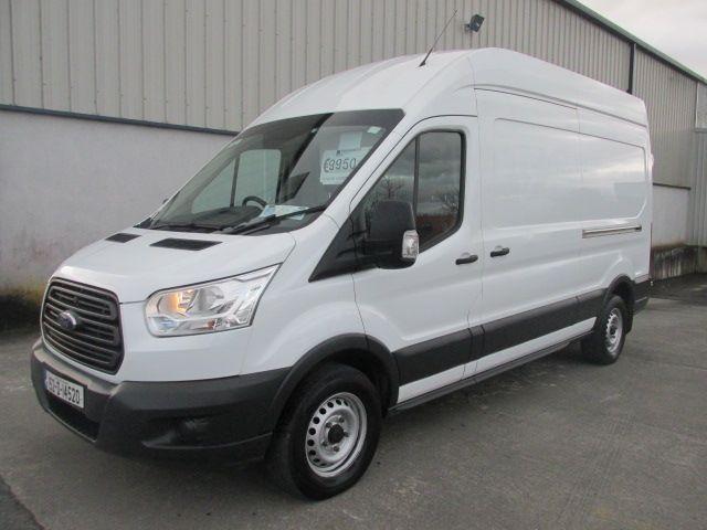 2015 Ford Transit 350 H/R P/V (152D14520) Image 3