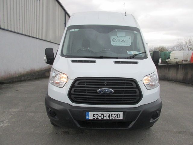 2015 Ford Transit 350 H/R P/V (152D14520) Image 2