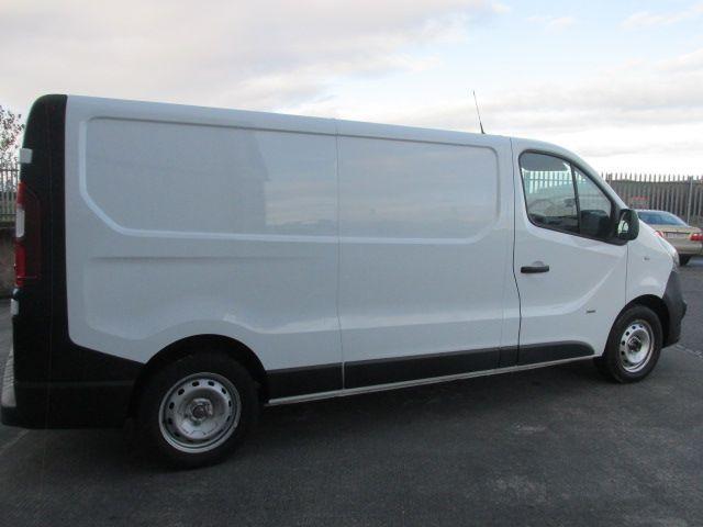 2015 Vauxhall Vivaro 2900 L2H1 CDTI P/V (152D15099) Image 7