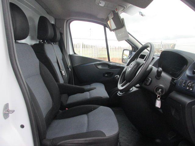 2015 Vauxhall Vivaro 2900 L2H1 CDTI P/V (152D15099) Image 10