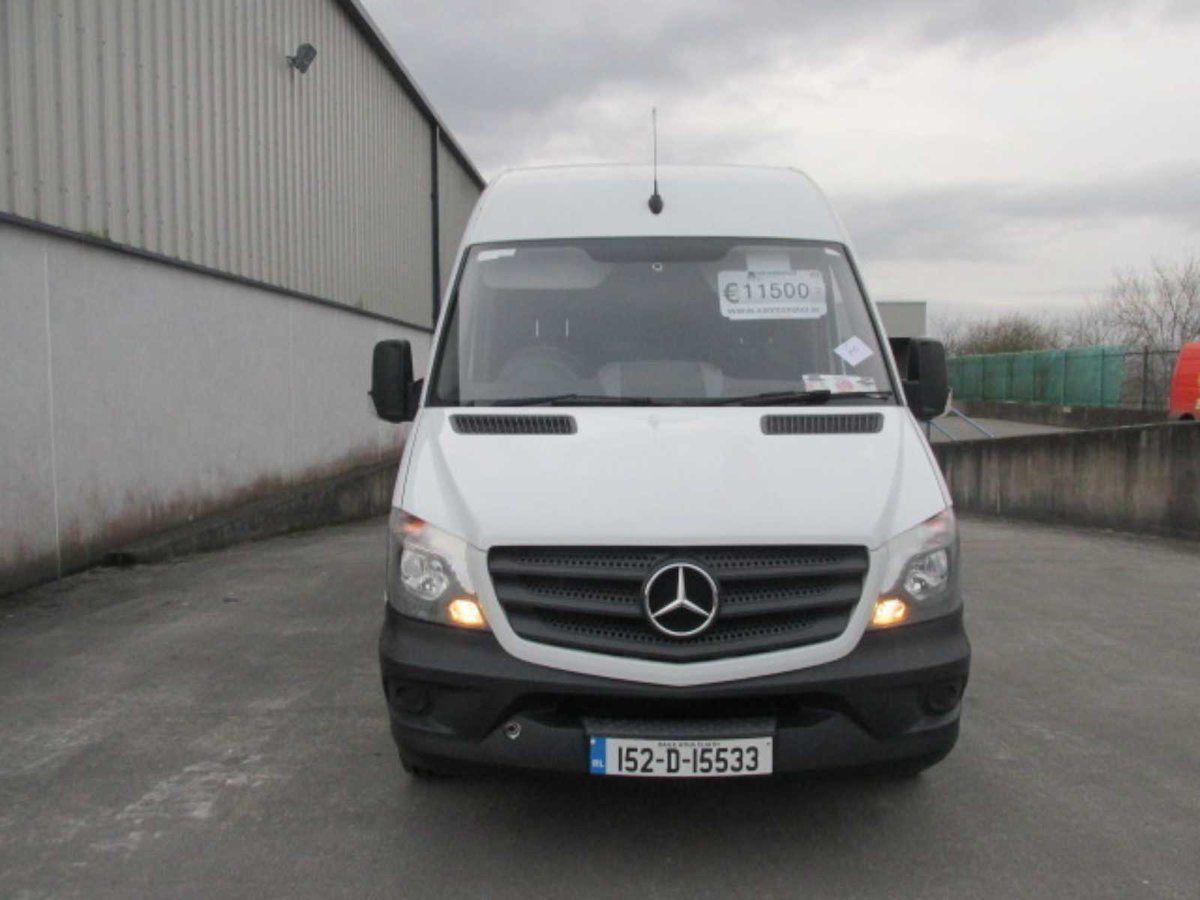 2015 Mercedes-Benz Sprinter 313/36 CDI VAN 5DR (152D15533) Image 2