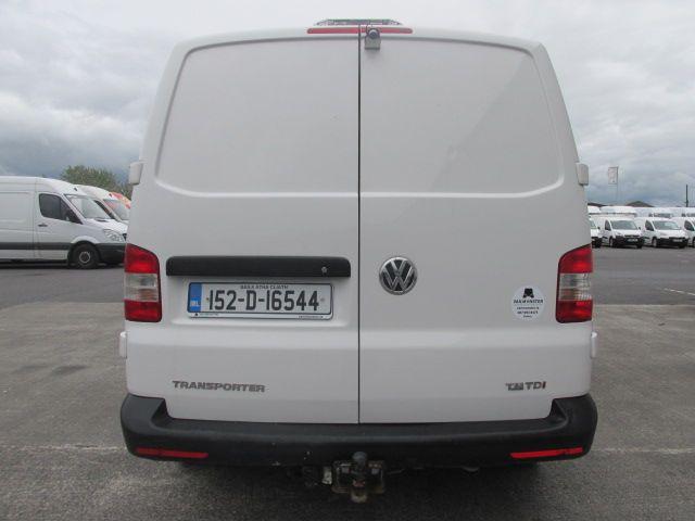 2015 Volkswagen Transporter T32 TDI P/V STARTLINE 4MOTION (152D16544) Image 6