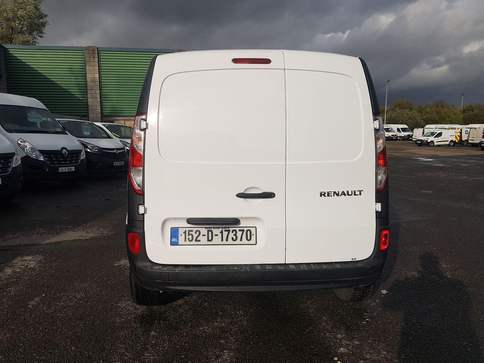 2015 Renault Kangoo 1.5 DCI 75BHP 2015 2DR (152D17370) Image 5