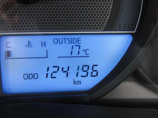 2015 Toyota Auris 1.4D4D Terra VAN 4DR (152D17433) Image 14