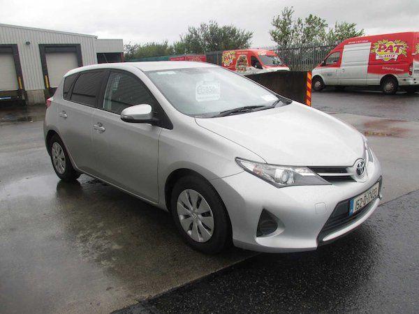 2015 Toyota Auris 1.4D4D Terra VAN 4DR (152D17433)
