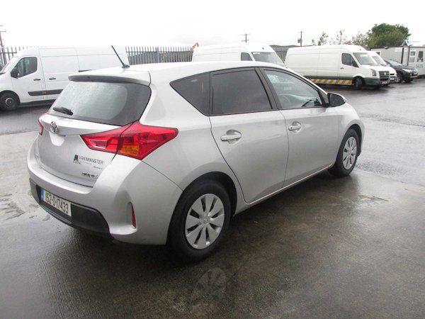 2015 Toyota Auris 1.4D4D Terra VAN 4DR (152D17433) Image 7