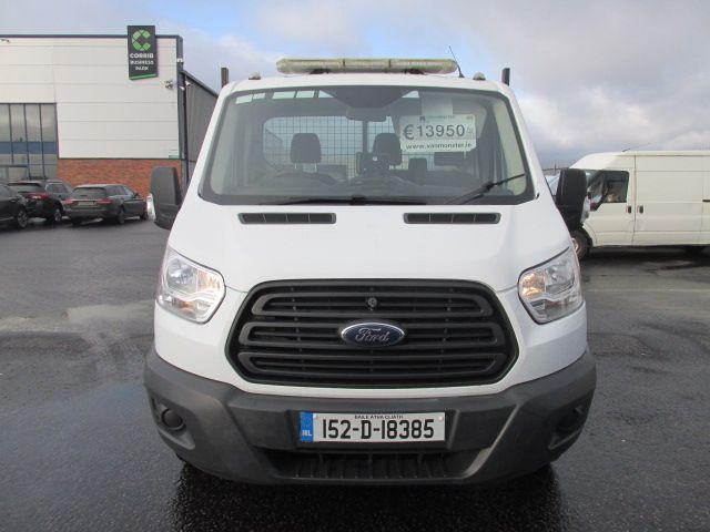 2015 Ford Transit 350 C/C DRW (152D18385) Image 2