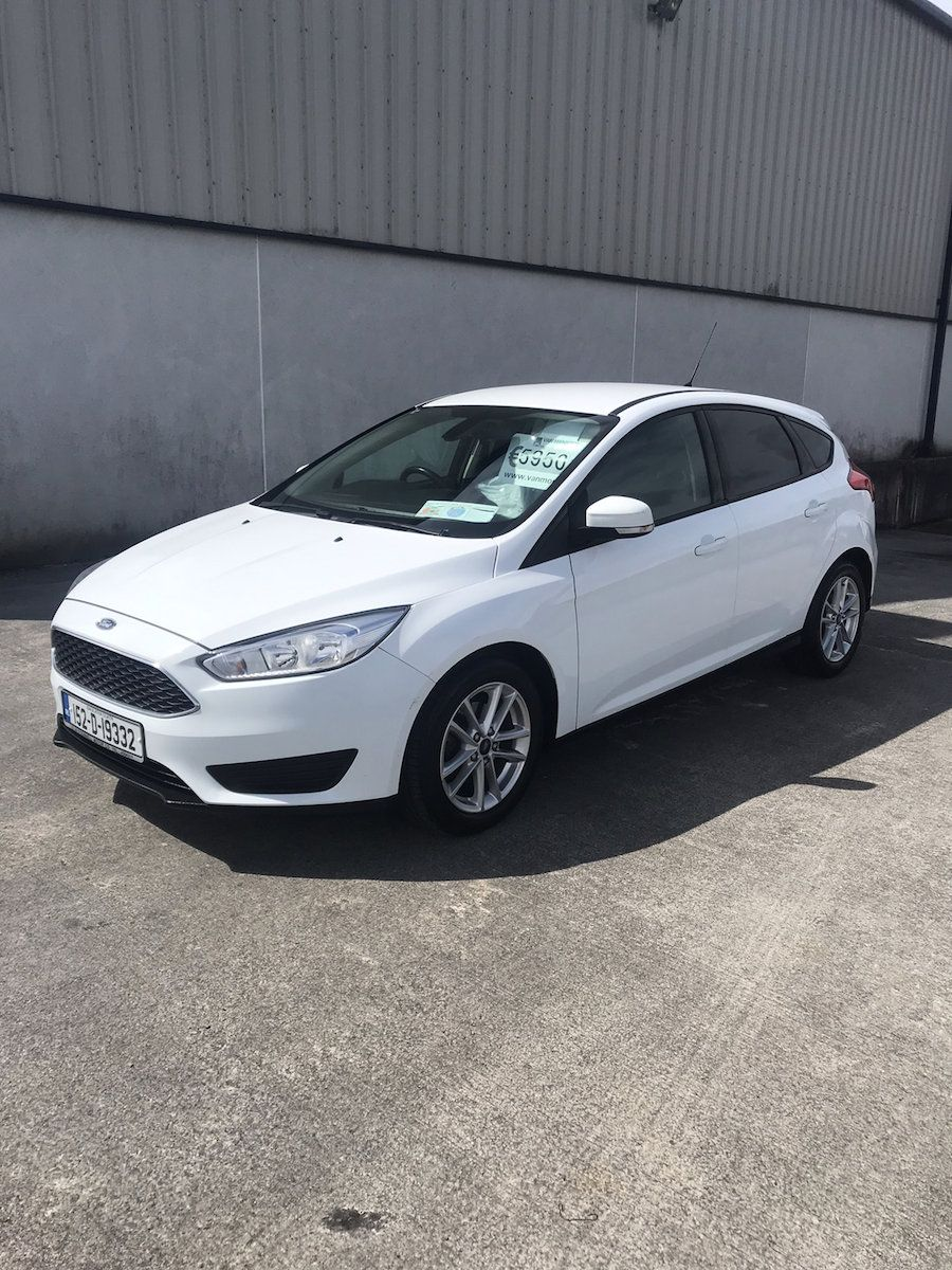 2015 Ford Focus 1.6TDCI 95PS VAN 4DR (152D19332)