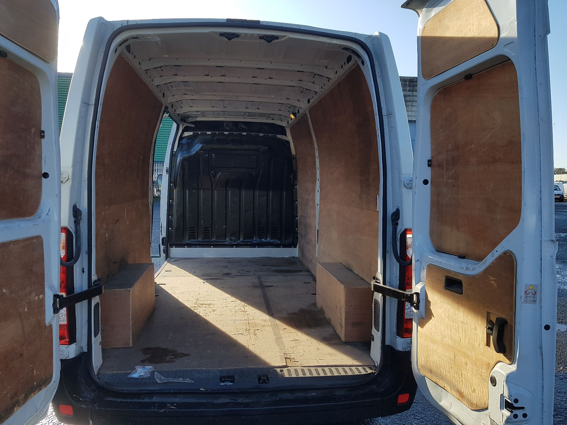 2015 Renault Master III FWD LM35 DCI 125 Business 3DR (152D19499) Image 9