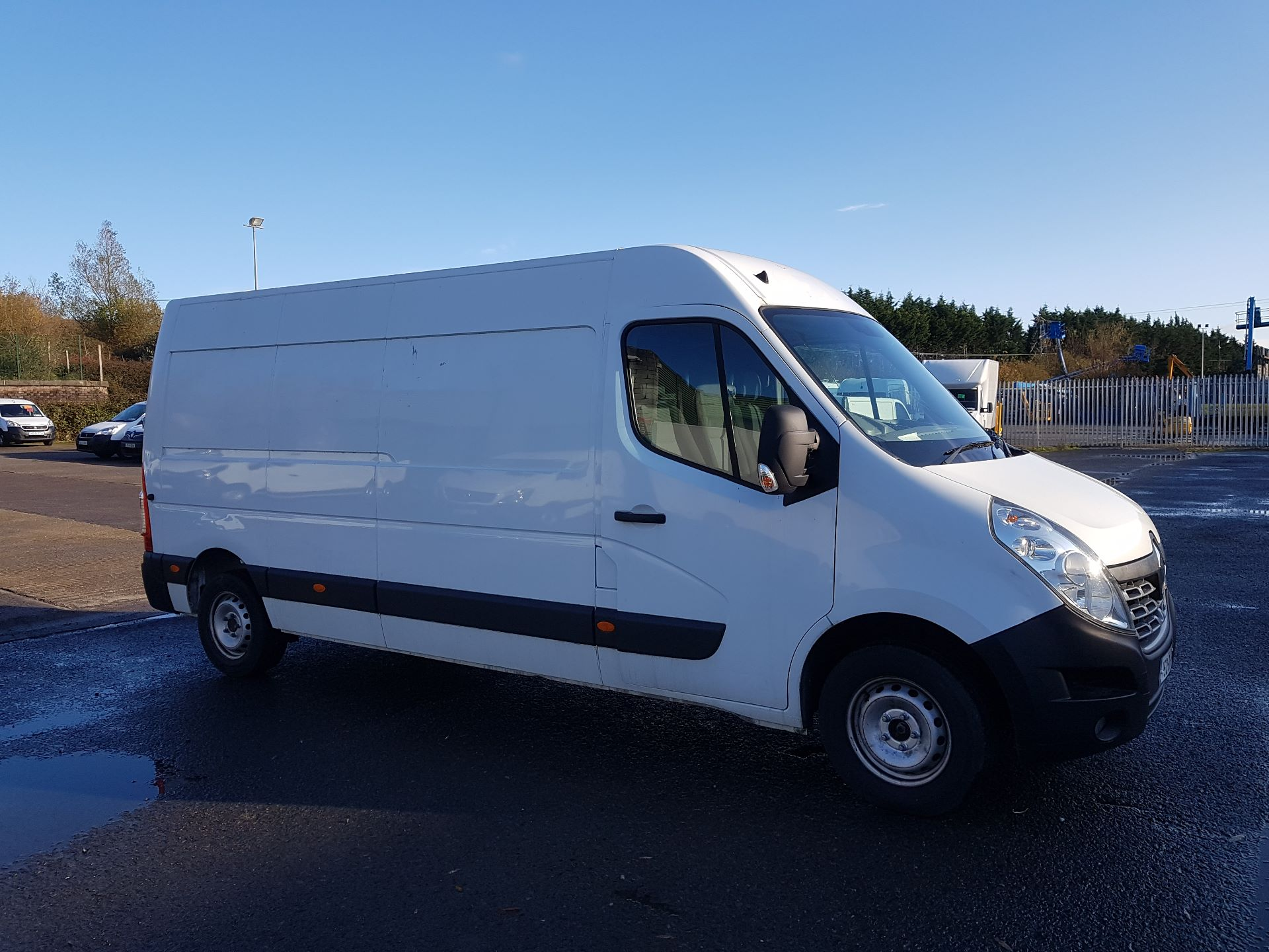 2015 Renault Master III FWD LM35 DCI 125 Business 3DR