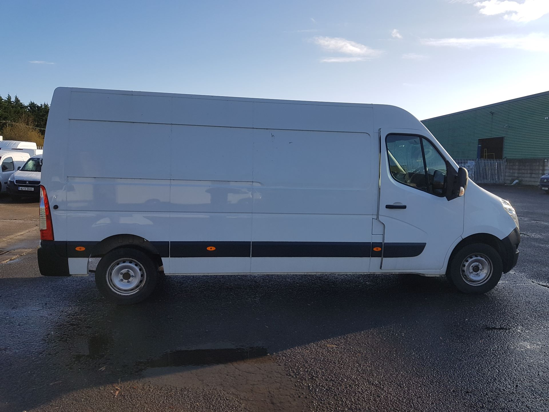 2015 Renault Master III FWD LM35 DCI 125 Business 3DR (152D19499) Image 7