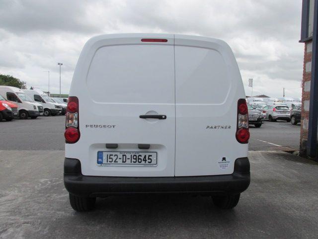 2015 Peugeot Partner HDI SE L1 850 (152D19645) Image 5