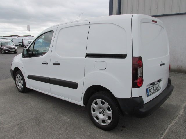2015 Peugeot Partner HDI S L1 850 (152D19655) Image 4