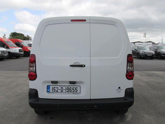 2015 Peugeot Partner HDI S L1 850 (152D19655) Image 5