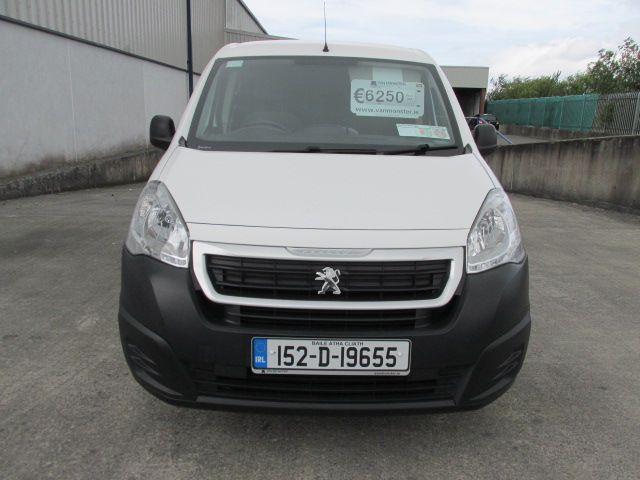 2015 Peugeot Partner HDI S L1 850 (152D19655) Image 2