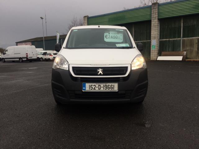 2015 Peugeot Partner HDI S L1 850 (152D19661) Image 8