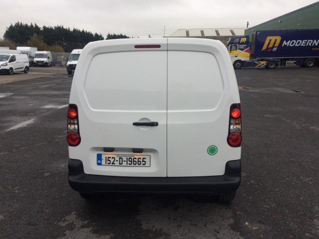 2015 Peugeot Partner HDI S L1 850 (152D19665) Image 6