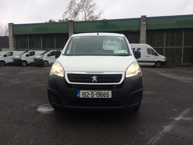 2015 Peugeot Partner HDI S L1 850 (152D19665) Image 3