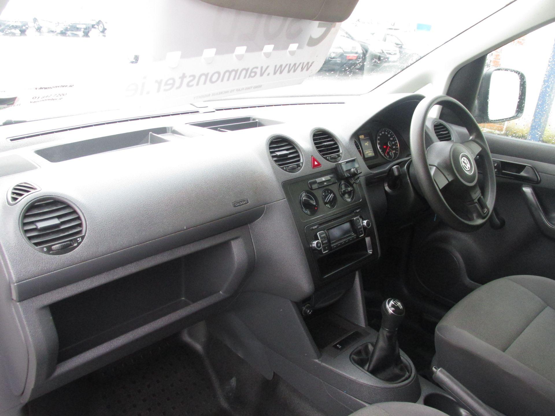 2015 Volkswagen Caddy C20 TDI STARTLINE (152D20931) Image 11