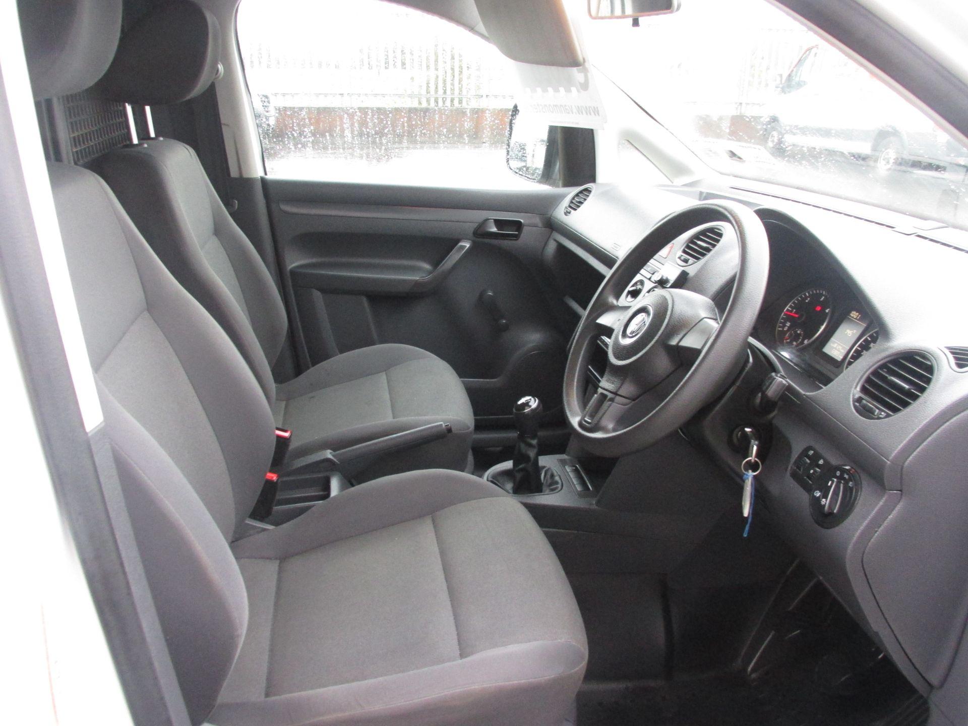 2015 Volkswagen Caddy C20 TDI STARTLINE (152D20931) Image 12
