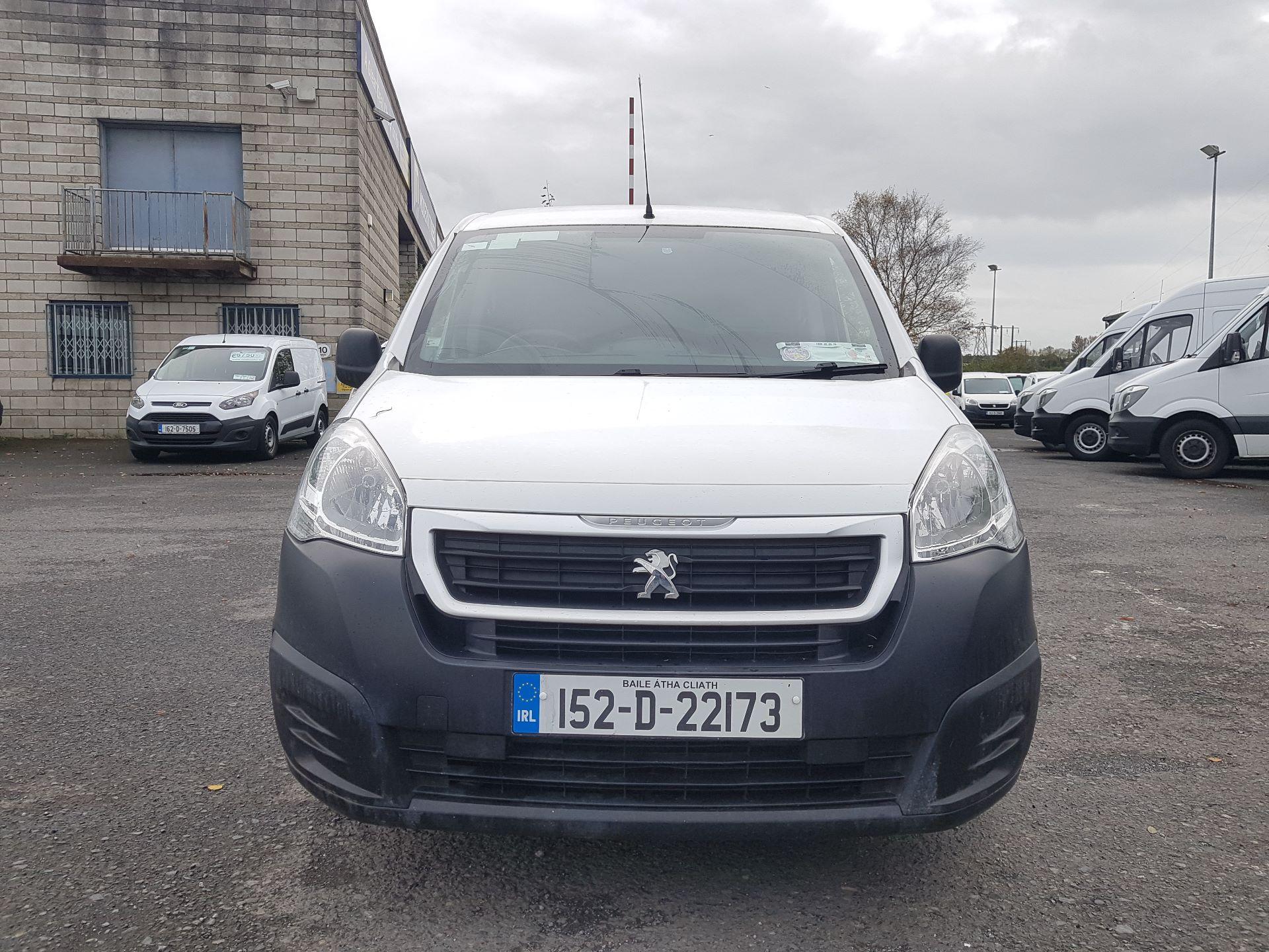 2015 Peugeot Partner Access 1.6 HDI 92 3DR (152D22173)