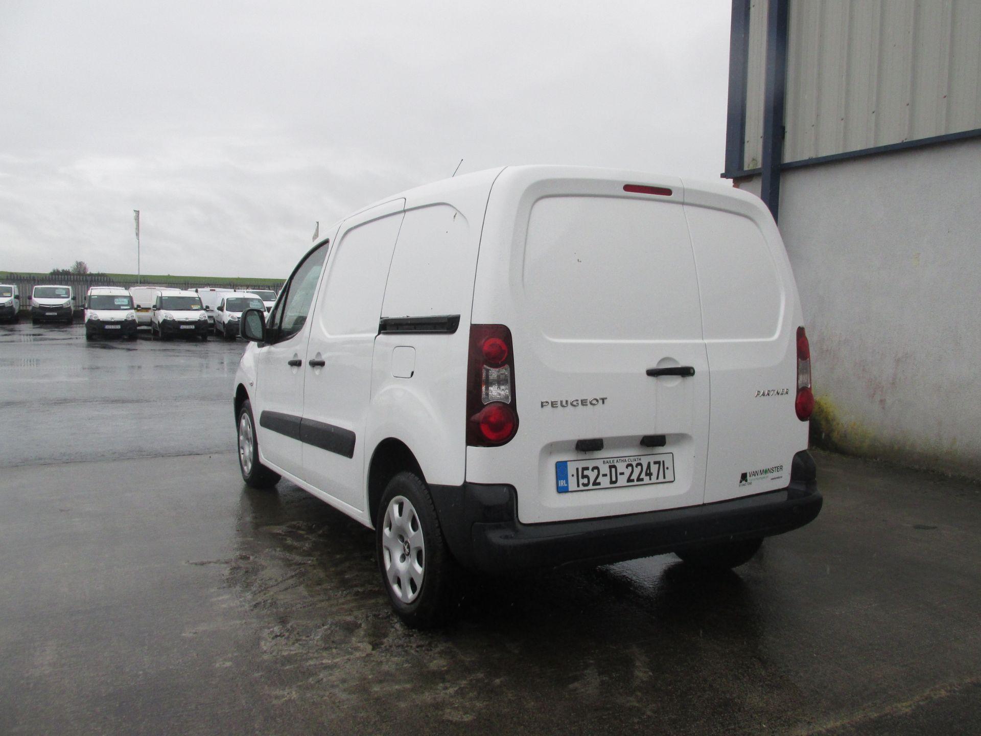 2015 Peugeot Partner HDI S L1 850 (152D22471) Image 5