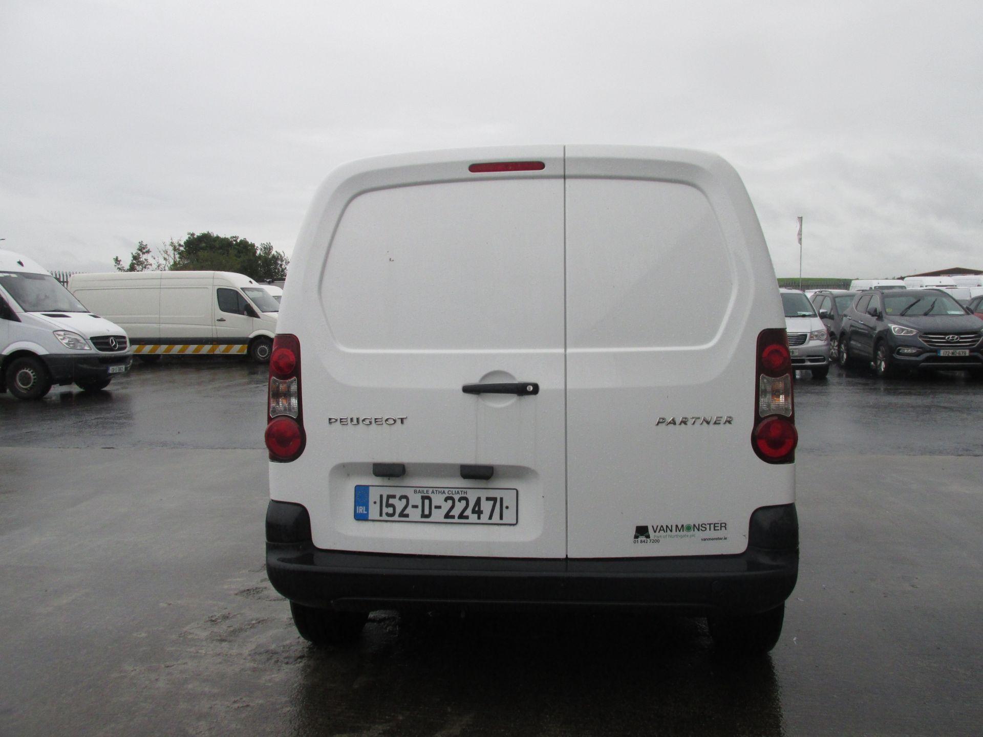 2015 Peugeot Partner HDI S L1 850 (152D22471) Image 6