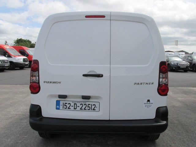 2015 Peugeot Partner HDI S L1 850 (152D22512) Image 5