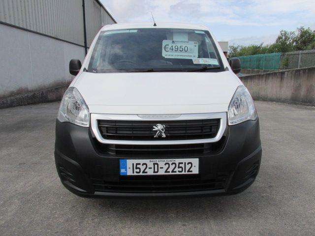 2015 Peugeot Partner HDI S L1 850 (152D22512) Image 2