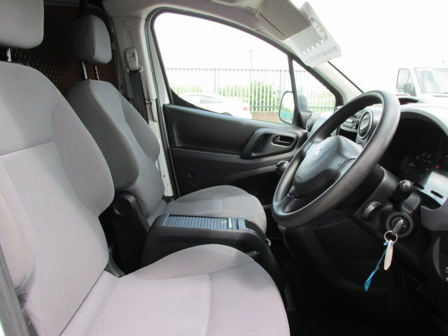 2015 Peugeot Partner HDI S L1 850 (152D22512) Image 10