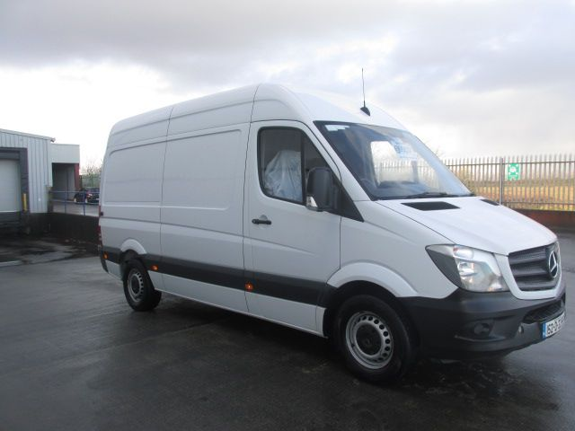2015 Mercedes-Benz Sprinter 313 CDI (152D22555) Thumbnail 3