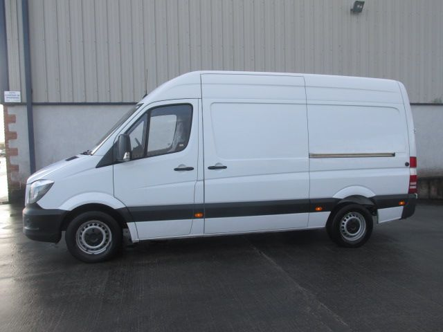 2015 Mercedes-Benz Sprinter 313 CDI (152D22555) Thumbnail 7