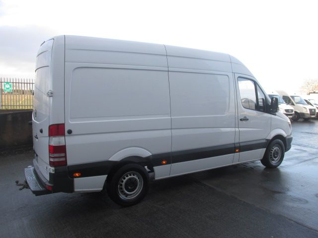 2015 Mercedes-Benz Sprinter 313 CDI (152D22555) Thumbnail 4