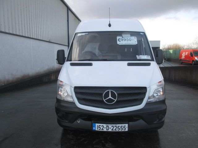 2015 Mercedes-Benz Sprinter 313 CDI (152D22555) Thumbnail 2