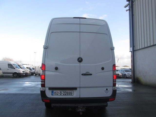 2015 Mercedes-Benz Sprinter 313 CDI (152D22555) Thumbnail 5