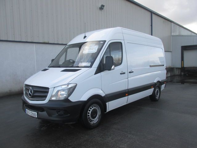 2015 Mercedes-Benz Sprinter 313 CDI (152D22555)