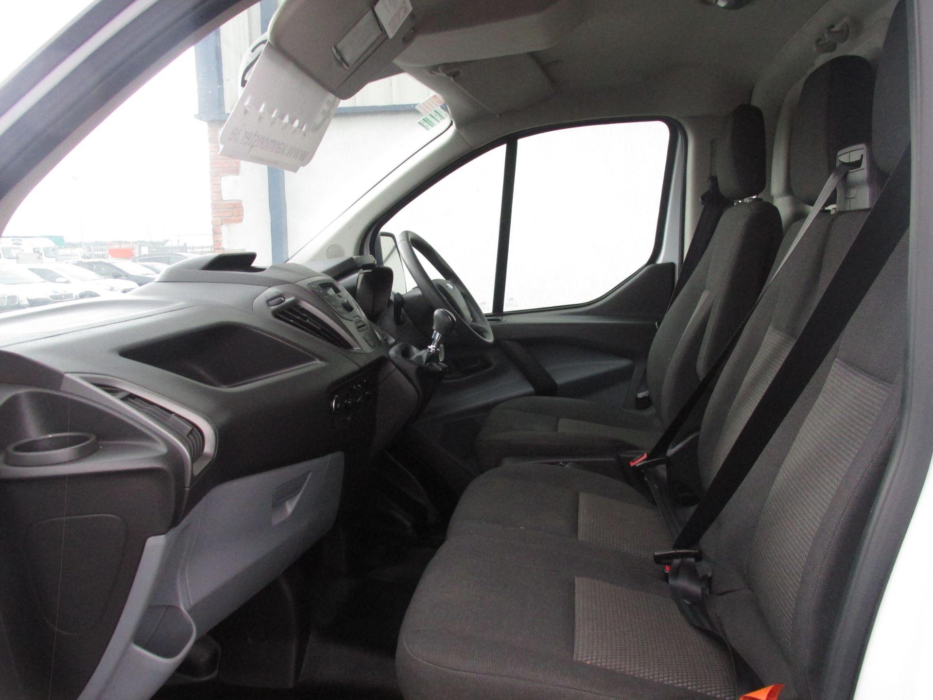 2015 Ford Transit Custom 290 LR P/V (152D22877) Image 10