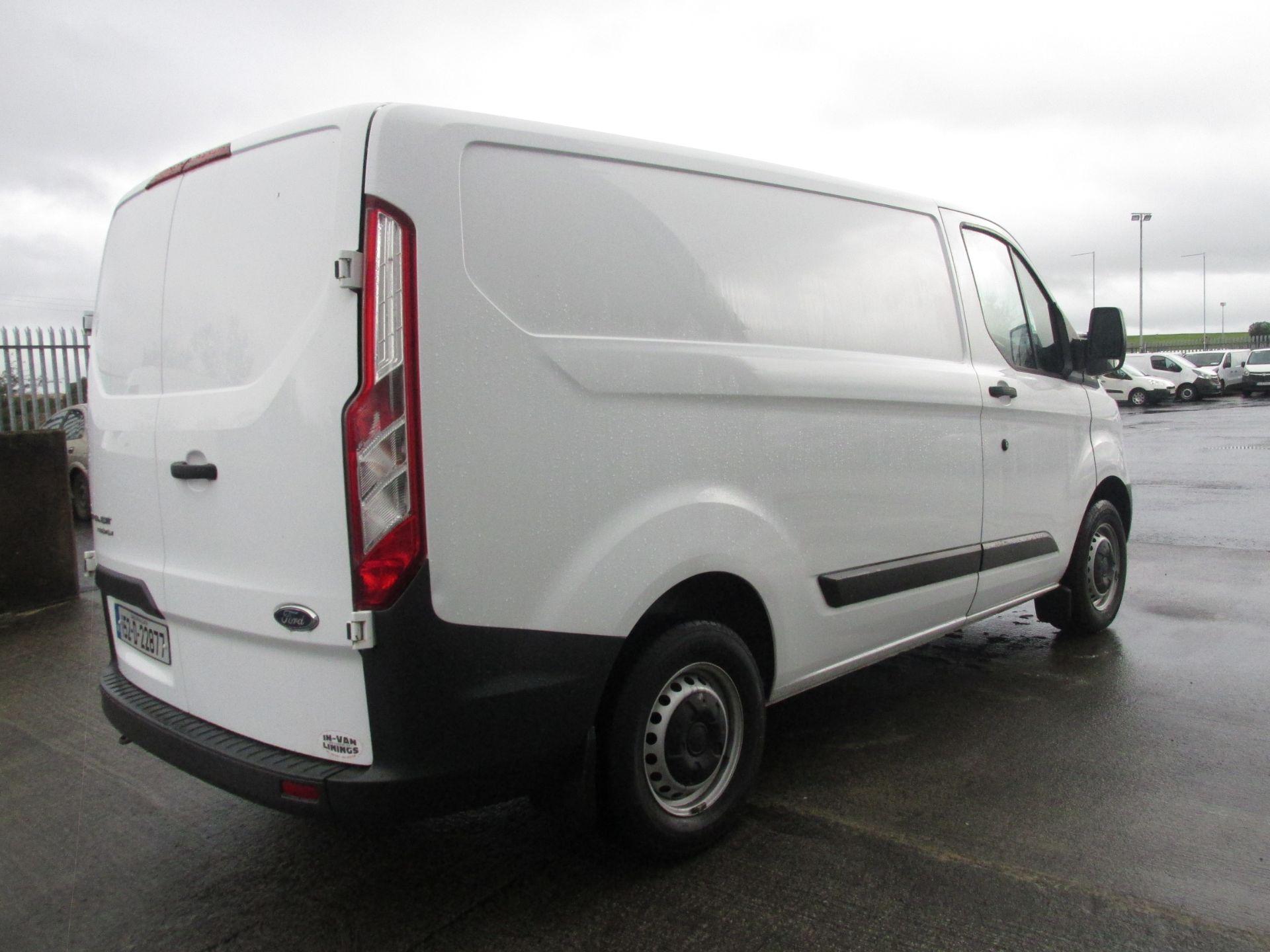 2015 Ford Transit Custom 290 LR P/V (152D22877) Image 7
