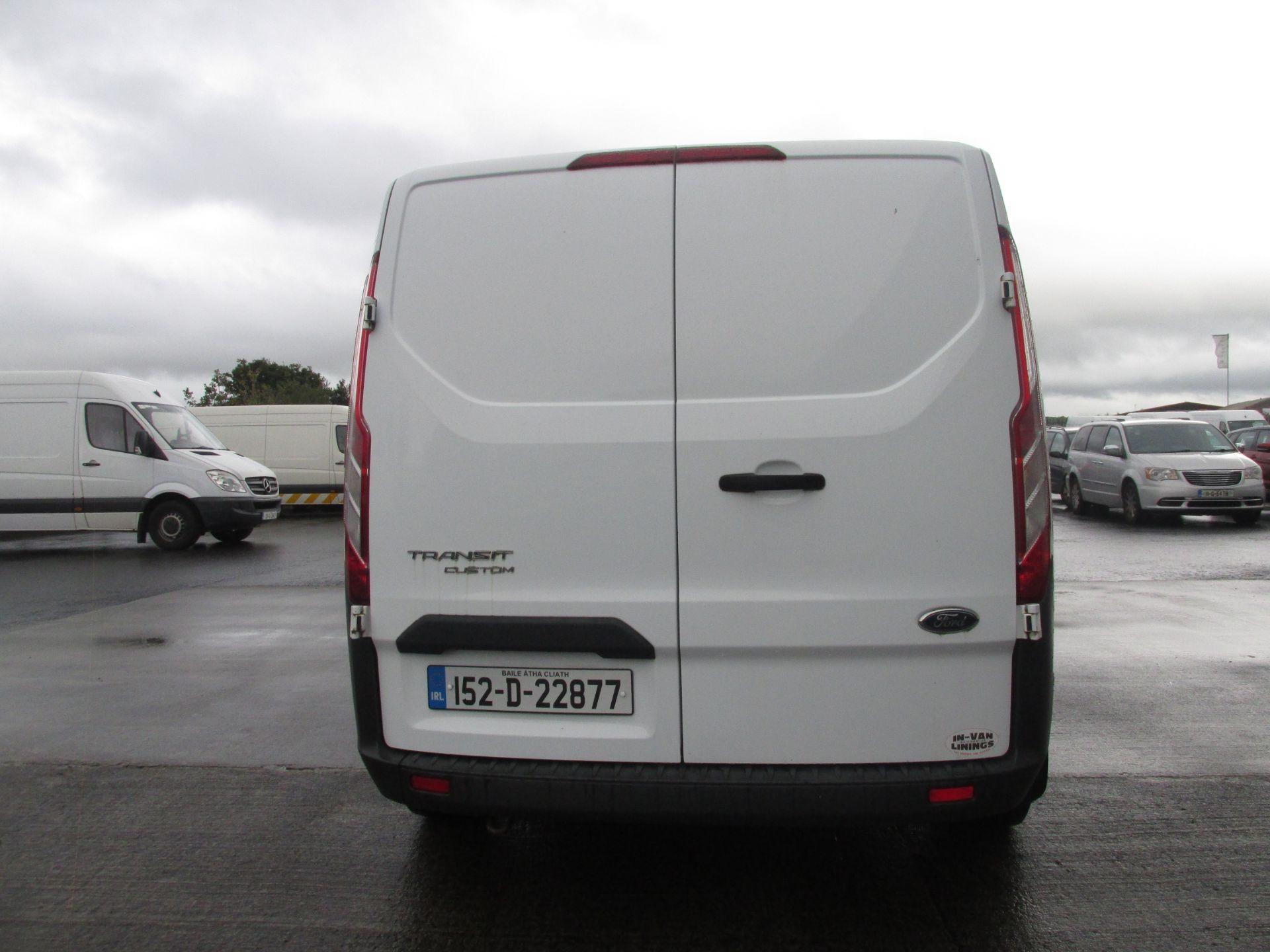 2015 Ford Transit Custom 290 LR P/V (152D22877) Image 6