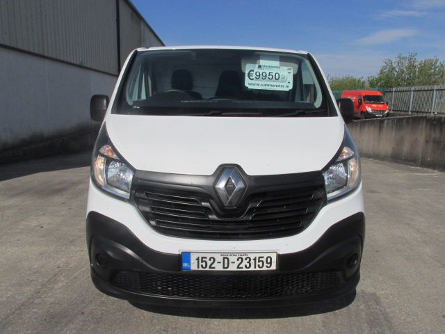 2015 Renault Trafic LL29 DCI 115 Business Panel VA (152D23159) Image 2