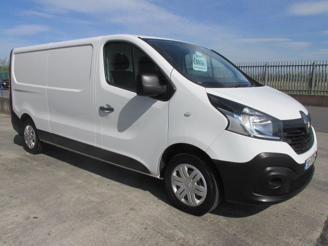 2015 Renault Trafic LL29 DCI 115 Business Panel VA (152D23159)