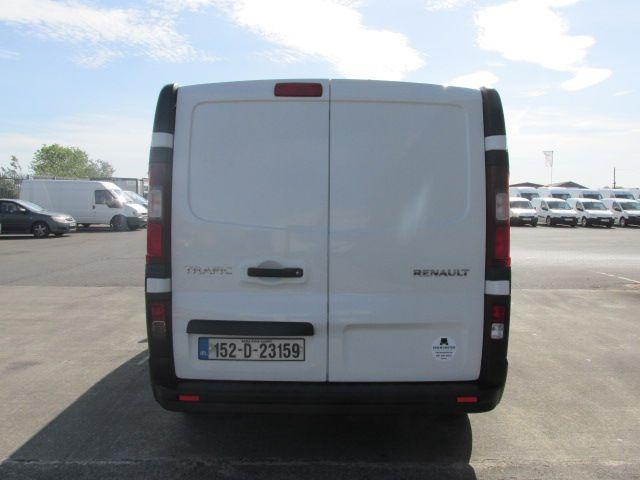 2015 Renault Trafic LL29 DCI 115 Business Panel VA (152D23159) Image 5