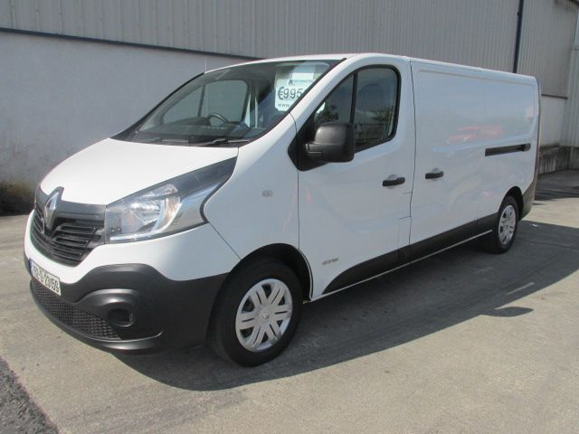 2015 Renault Trafic LL29 DCI 115 Business Panel VA (152D23159) Image 3