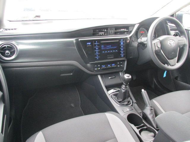 2015 Toyota Auris 1.4d-4d Terra 4DR (152D23501) Image 9