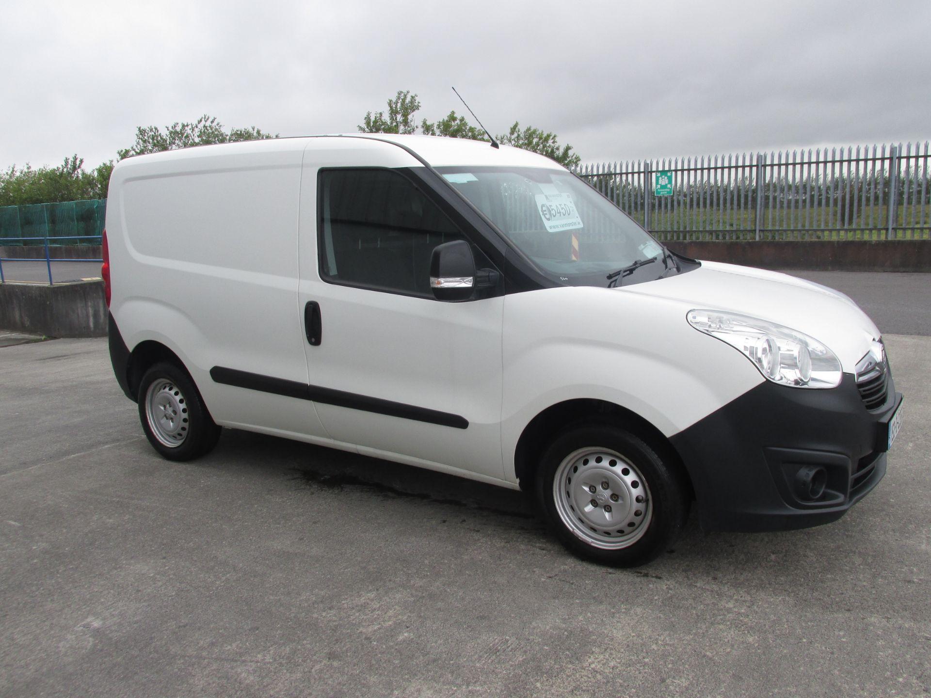 2015 Vauxhall Combo 2000 L1H1 CDTI (152D23672) Image 3