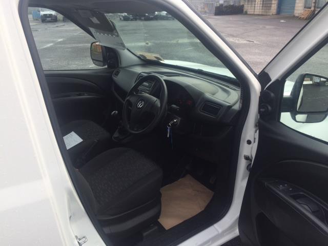 2015 Vauxhall Combo 2000 L1H1 CDTI (152D23674) Image 11