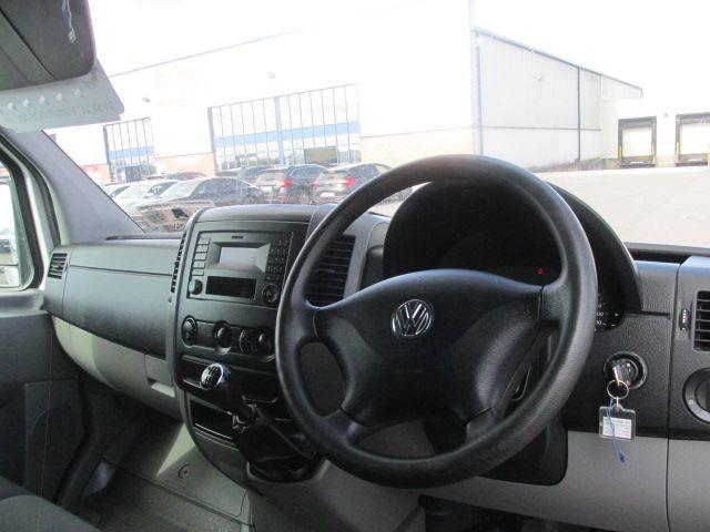 2015 Volkswagen Crafter CR35 TDI H/R P/V STARTLINE (152D23810) Image 13
