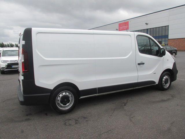 2015 Vauxhall Vivaro 2900 L2H1 CDTI P/V (152D23999) Image 4