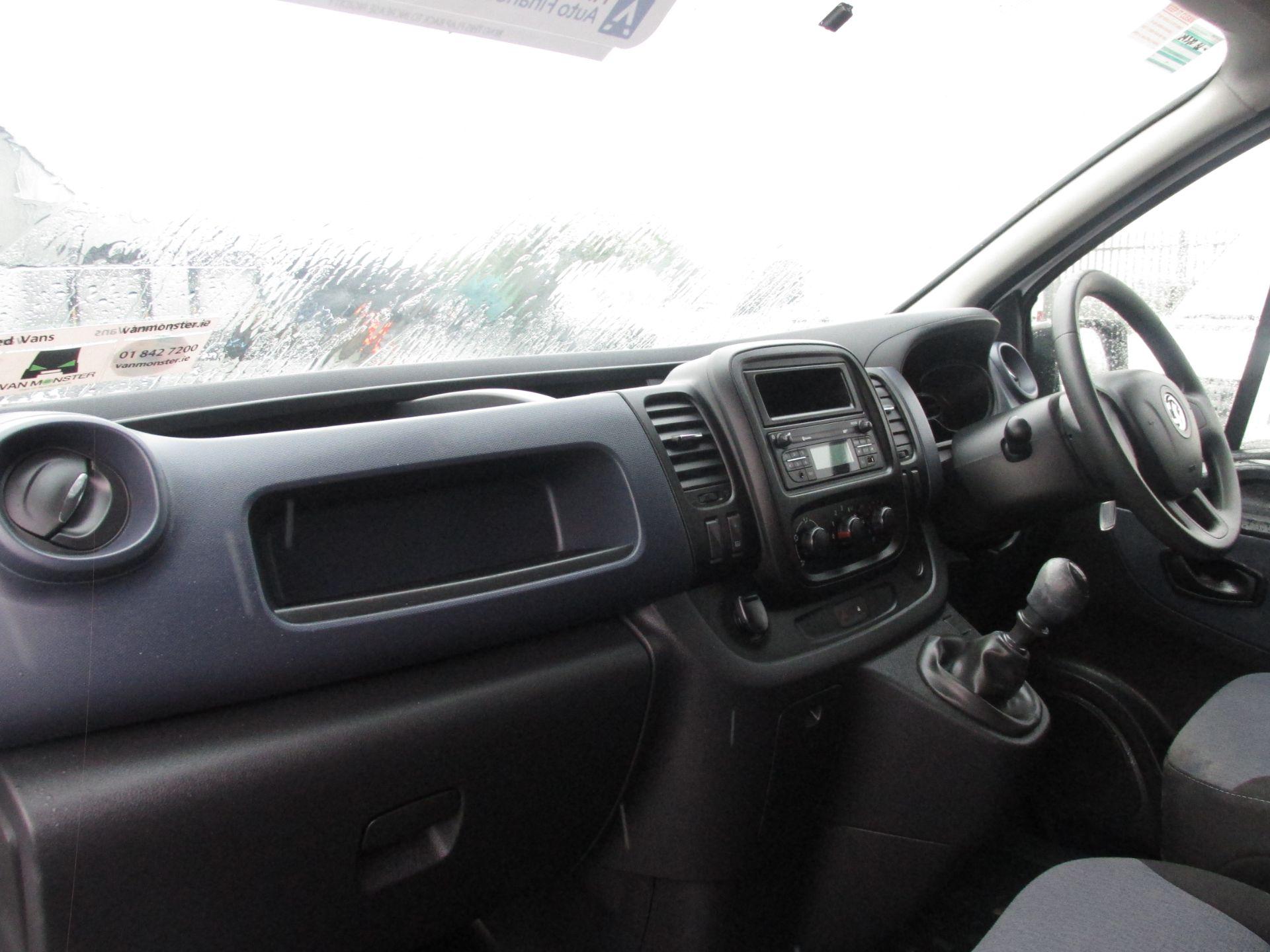 2015 Vauxhall Vivaro 2900 L2H1 CDTI P/V (152D24003) Image 11